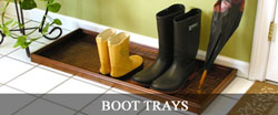 Boot Trays